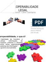 Seminario Interoperabilidade Legal