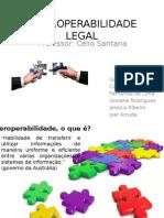 Seminario Interoperabilidade Legal