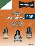 Magnatrol Solenoid Valve