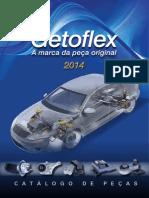 GETOFLEX - Coxim e Bucha 2014