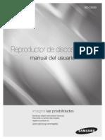 Blu Ray Samsung - Manual