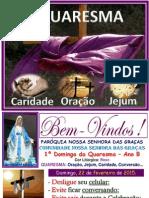 Celebração Litúrgica Dominical