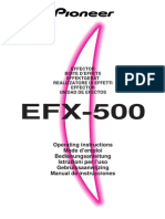 efx-500-eng-spa user's manual