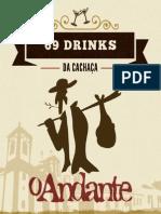 Drinks Com a Cachaça