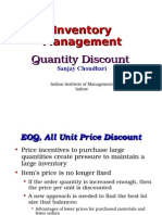 PPT 05 Inventory Management Discounts