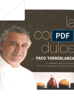 La cocina dulce de Pierre Herme