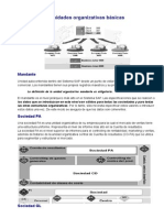 Unidades Organizativas Básicas ERP SAP