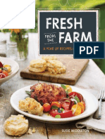 Fresh From the Farm a Year of Recipes and Stories