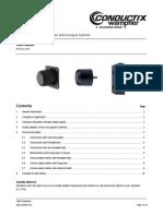 TDB0170-0001-E Rubber Stop Buffer