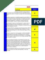 Teste intrebari Excel