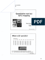 What is QTL?