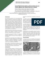 Evaluación de Medidas de Protección Contra La Socavación Local En