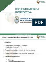 Direccion Estrategica Prospectiva Dp
