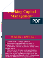 working capiatl ppt