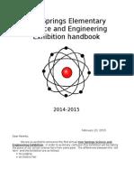 (science fair) new engineering handbook 2015