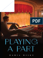 Playing a Part by Daria Wilke EXCERPT