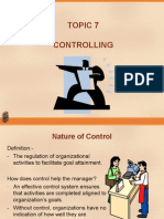 Topic7 Controlling