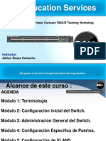 Training (Workshop) PowerConnect PC7048R