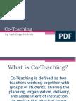 co-teaching haili new