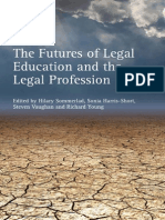 Hilary Sommerlad, Sonia Harris-Short, Steven Vaughan, Richard Young-The Futures of Legal Education and the Legal Profession-Hart Publishing (2015).pdf
