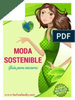 1 eBook Gratis Guía Para Iniciarse en La Moda Sostenible PDF
