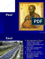 pauls life and letters (1)