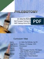 Phlebotomy Dr Zelly Utk Mhs