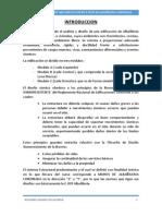 MEMORIA ESTRUCTURAL DE ALBAÑILERIA