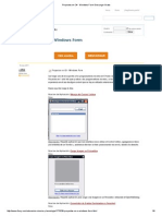 Proyectos en C# - Windows Form Descargar Gratis