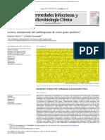 Lectura Antibiograma Cocos Gram Positivos