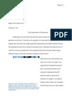 HCP draft 5
