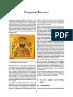 Hungarian Turanism