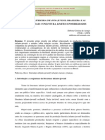 1305902395 Arquivo Aproducaoliterariainfanto-juvenilbrasileiraeasrelacoesraciais Conjuntura,Limitesepossibilidades