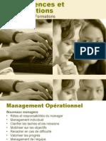 Compétences et interventions