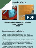 Costas Desiertos Glaciares
