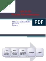 Briefing CLB process instrumentation