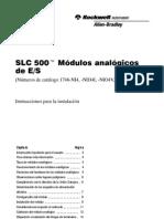 Copia de Modulos Analogicos ES SLC500 1746