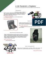 Catalogo Equipo de Diagnnosticos