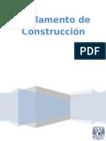Conceptos básicos del Reglamento de Construcción del D.F