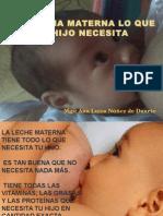 Lactancia Materna Lo Mejor