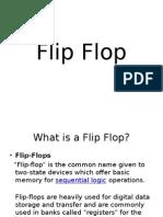 Flip Flop Gates