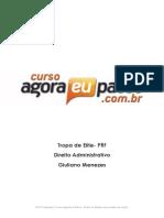 PDF AEP PRF DireitoAdministrativo Apostila GiulianoMenezes