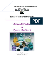 Manual Quimica Analitica i