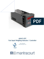 Adw Fpt Manual