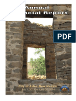 Aztec audit report for 2014