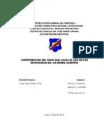 Informe CCTEA
