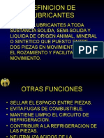 PRESENTACION_LUBRICACIÓN_2013