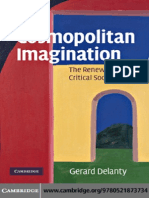 Gerard Delanty-The Cosmopolitan Imagination_ the Renewal of Critical Social Theory (2009)