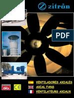 Instalaciones de Ventilacion-Ventiladores Axiales