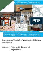 Instalações Elétricas Industriais v.20132